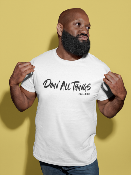The Remix - Doin' All Things Unisex Tee