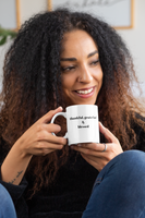 Thankful, Grateful & Blessed Mug