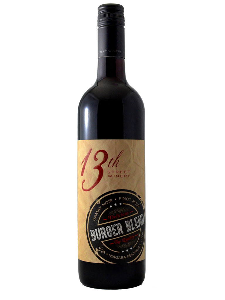 13th Street Winery, Burger Blend Red