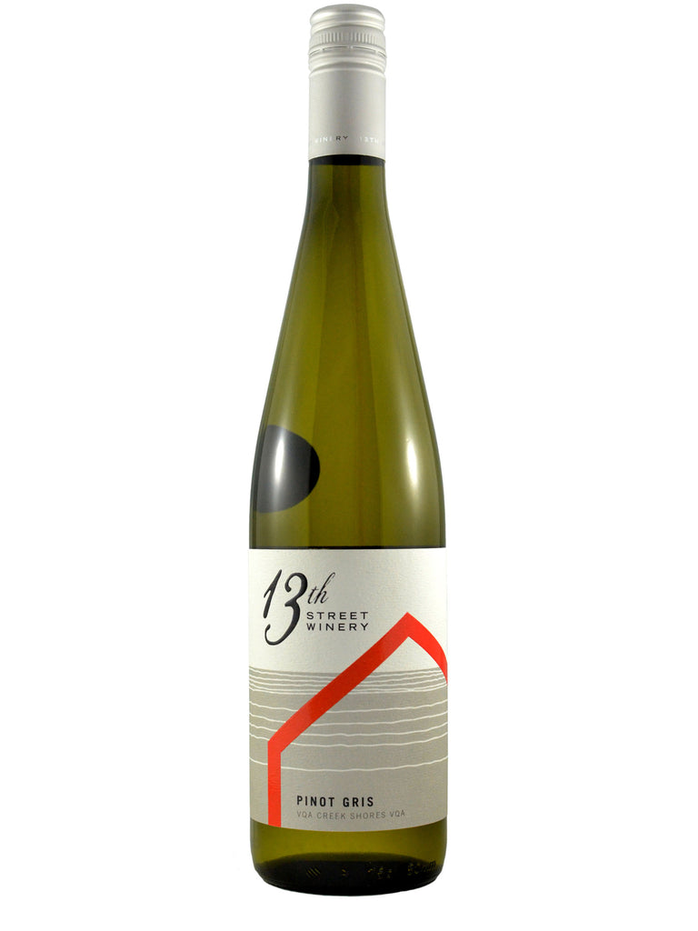 13th Street Winery, Pinot Gris