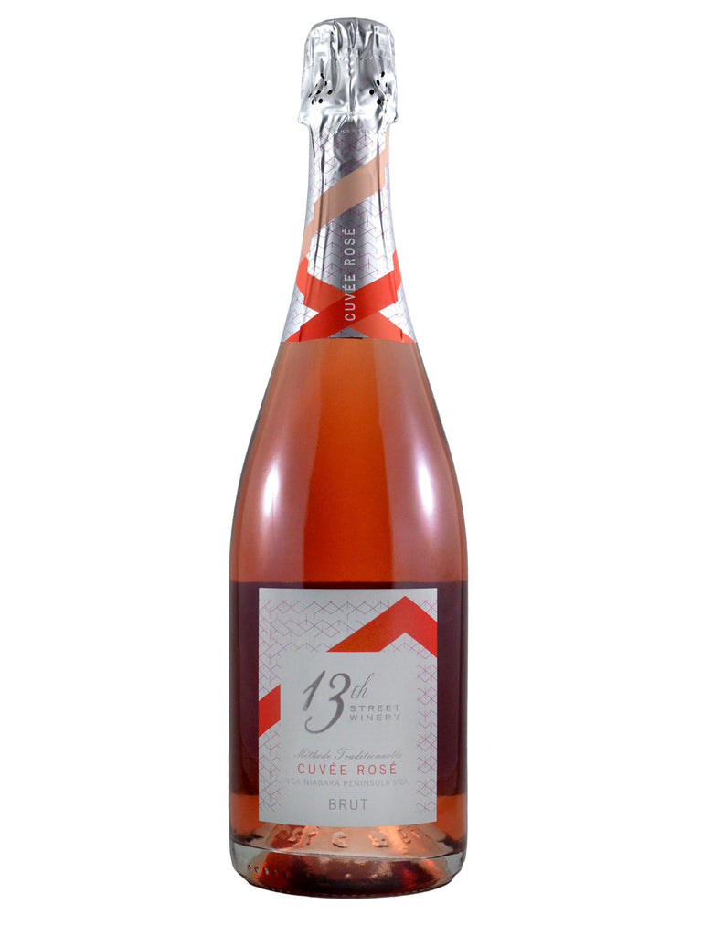 13th Street Winery, Cuvée Rosé Brut