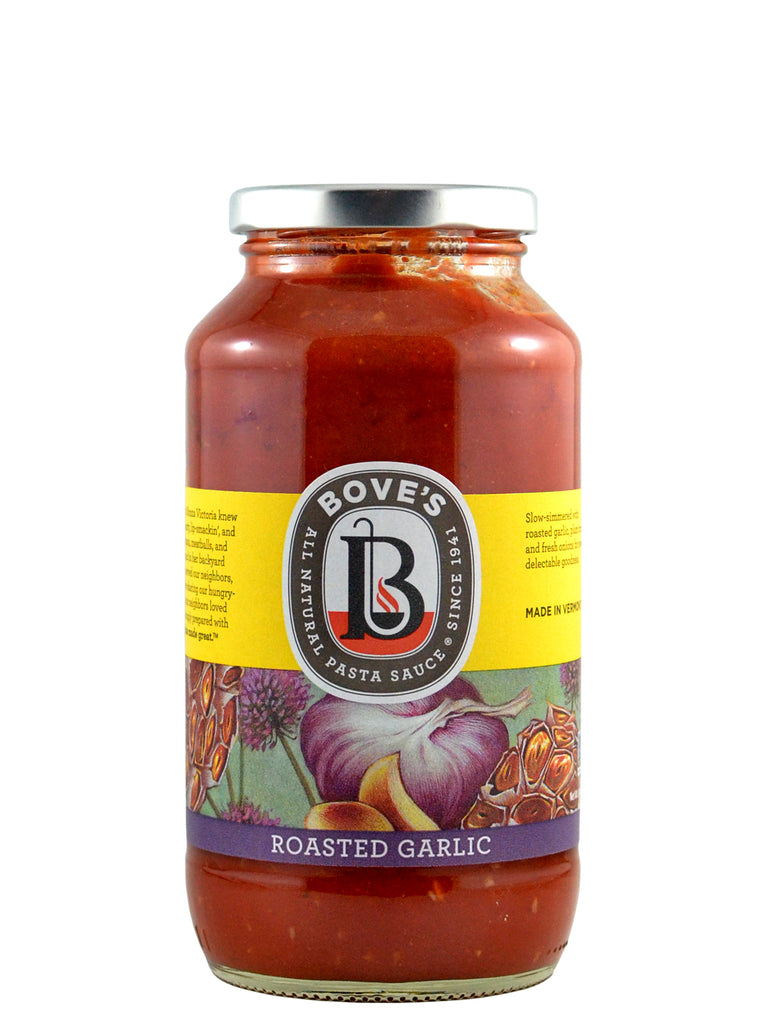 Bove's All Natural Pasta Sauce