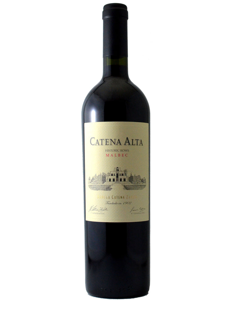 Catena Alta, Historic Rows Malbec