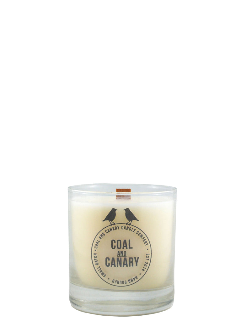 Coal and Canary Candles - Winter Collections