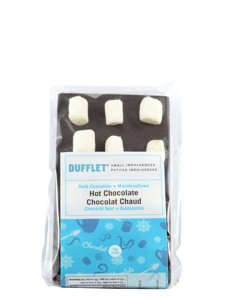 "Dufflet Dark ""Hot Chocolate Bar"""