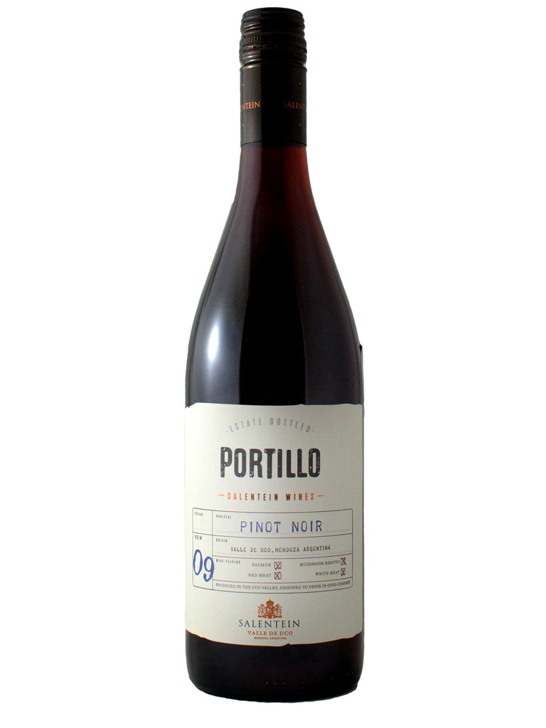 Portillo No. 9 - Estate Bottled Pinot Noir