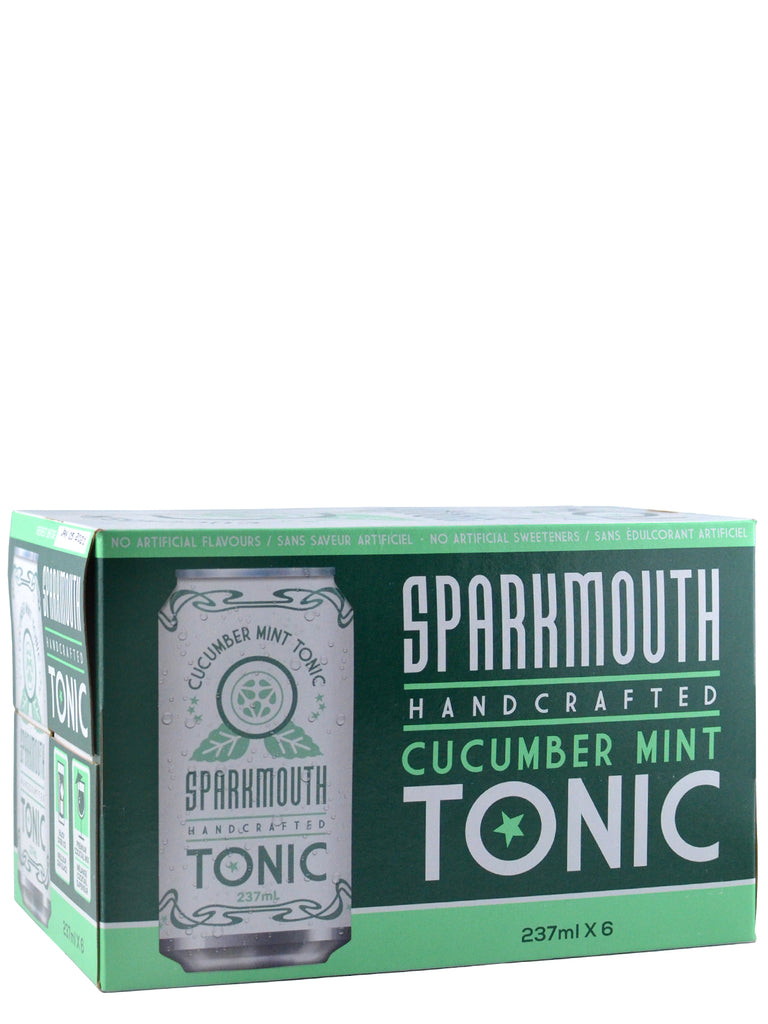 Sparkmouth Handcrafted Tonics - 6 pack