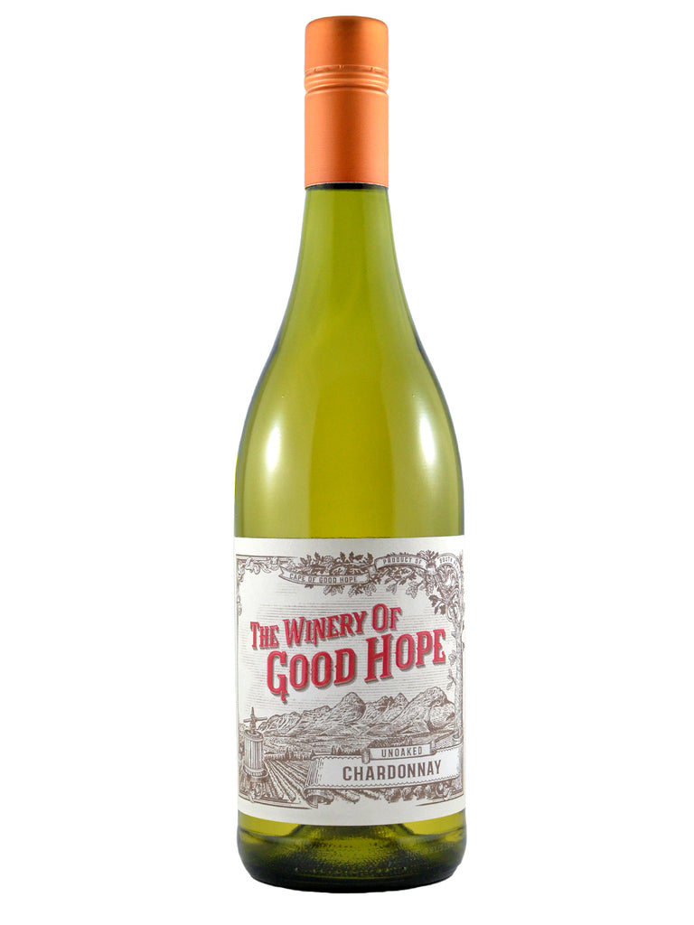 The Winery of Good Hope, Unoaked Chardonnay