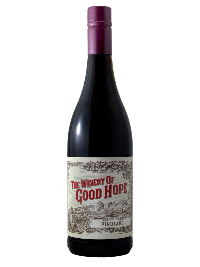 The Winery of Good Hope, Whole Berry Pinotage