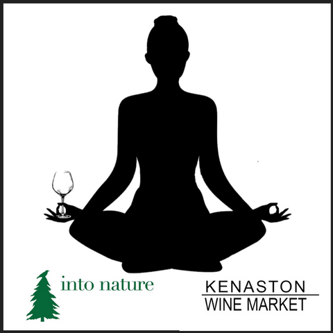 Wine • Yoga • Online  |  October 28th Registration