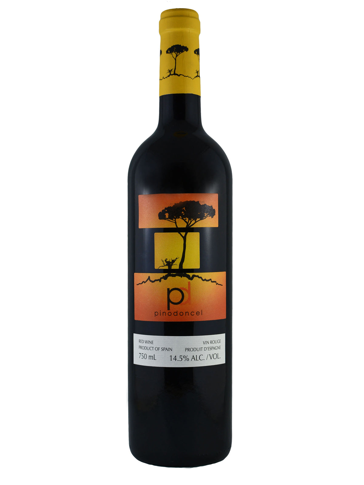 Pino Doncel red blend