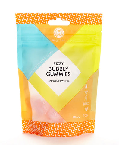 Fabulous Sweets - Cocktail Gummies (100g)