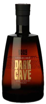Dark Cave Barrel Aged Tsipouro 700ml