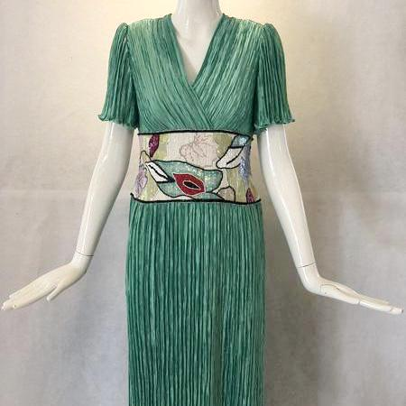 Mary McFadden Gown SOLD