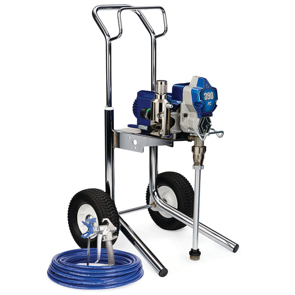 Graco 390 PC Airless Paint Sprayer Hi-Boy