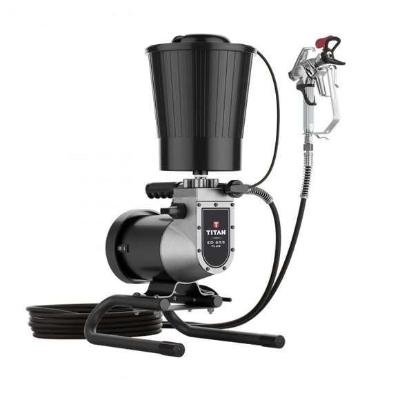 Titan ED655 Plus Airless Sprayer