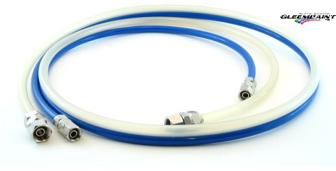 Polyurethane Twin Hose, 5Ft, Air and Fluid  0552302