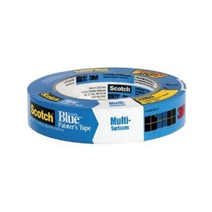 "Scotch Blue 3M Painter's Tape 1""     2090-1"
