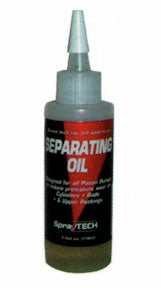 Separating Oil for all Piston Pumps 8 oz
