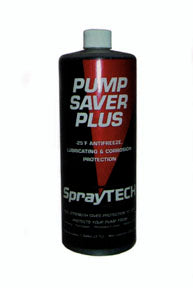 Pump Saver Plus - Lubrication & Corrosion Protection Concentrate