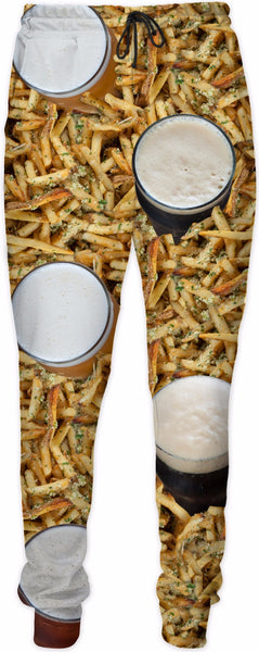 Beer & Fries Jogger