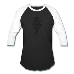 Eat, Drink, Rock On Raglan (men's)