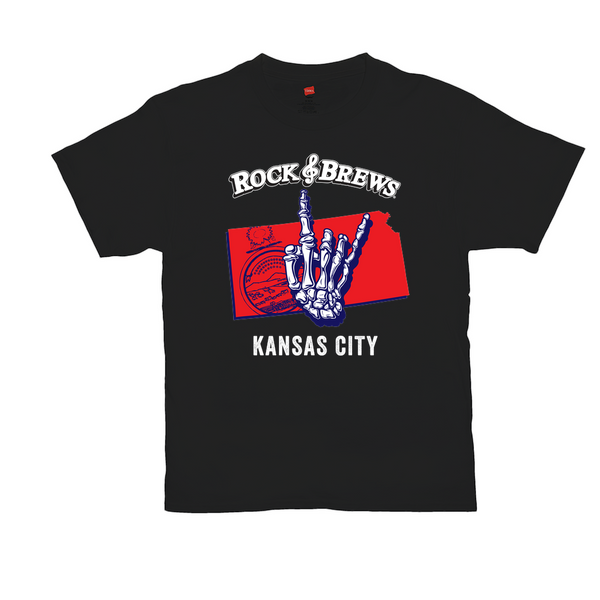 State Flag Tee - Kansas City