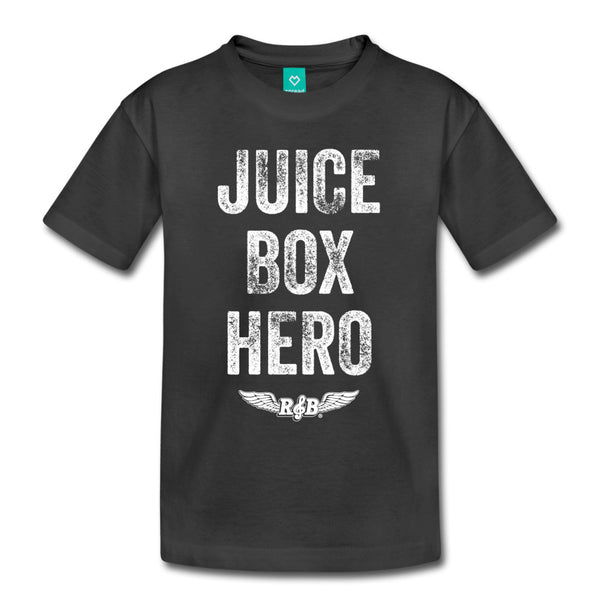 Juice Box Hero Youth Tee