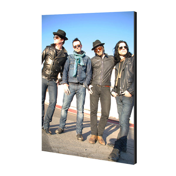 Stone Temple Pilots Canvas Wrap