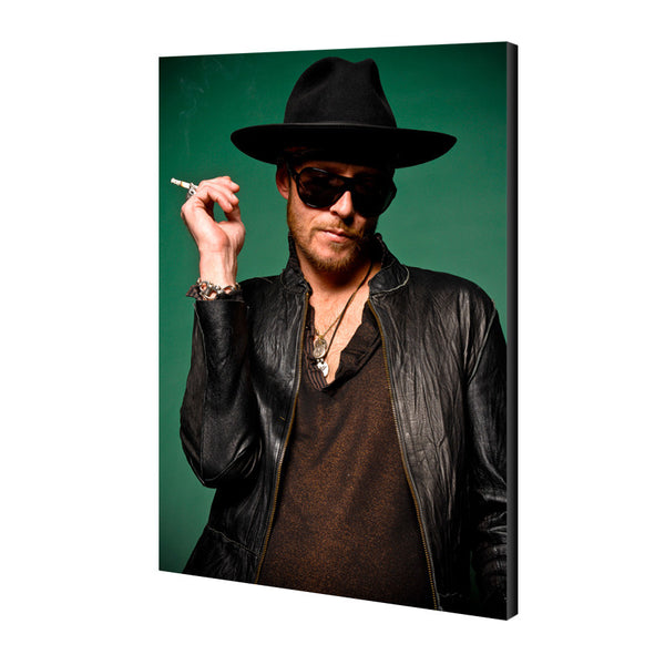 Scott Weiland Photo Canvas Wrap