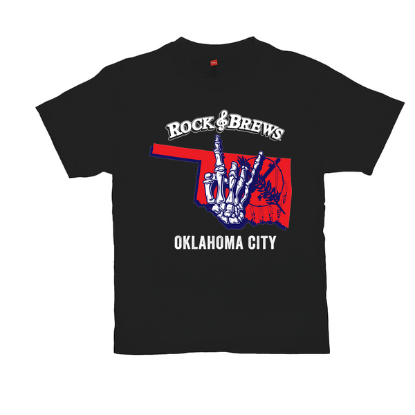 State Flag Tee - Oklahoma City