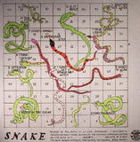 "The Hipshakes - Snake 12"" LP"
