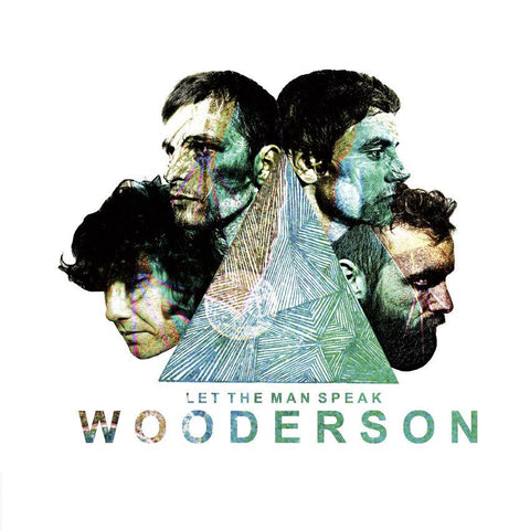 Wooderson - Let the Man Speak LP (SALE)