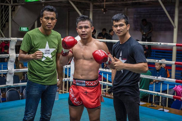 Manachai Collects Another KO Victory in Phuket