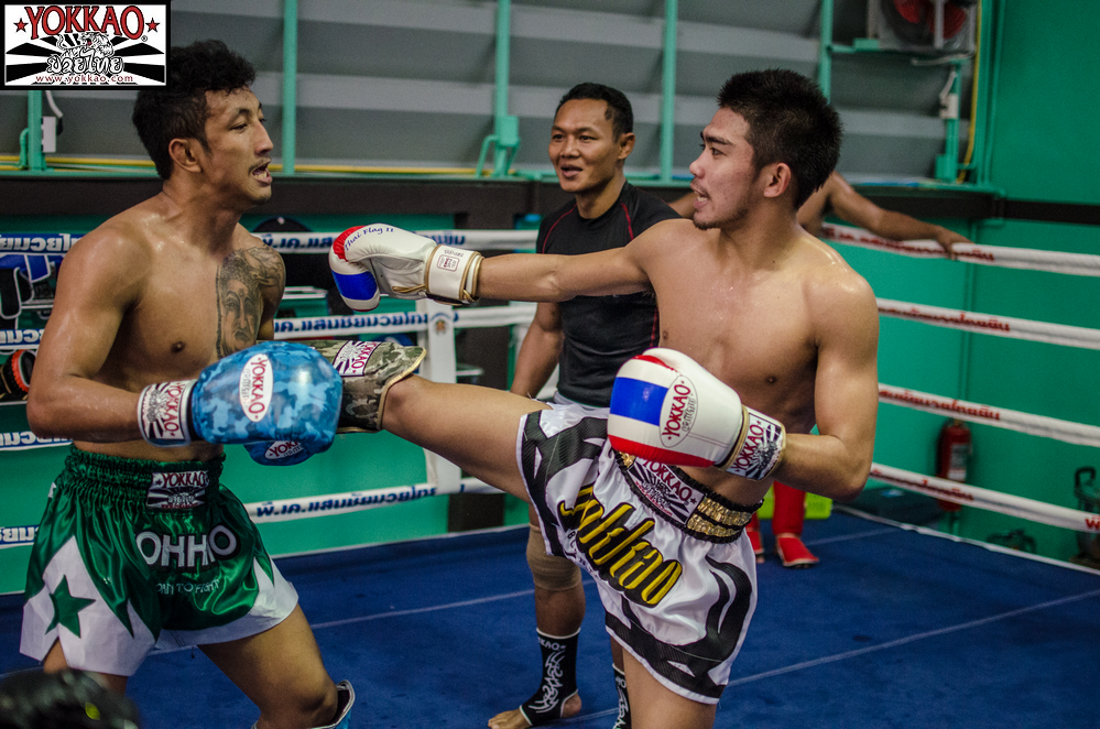 5 Elements to Effective Sparring in Muay Thai