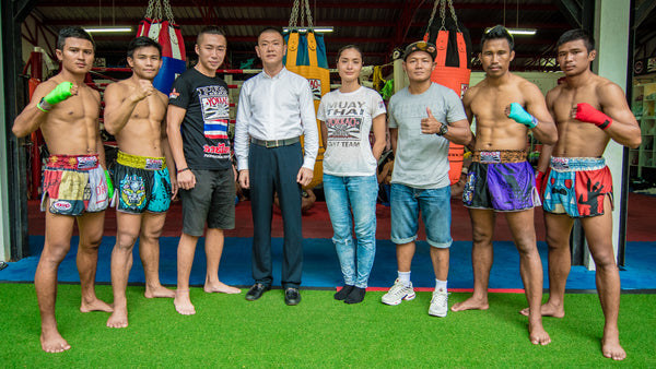 YOKKAO Meets with WBC Muay Thai on China Partnership