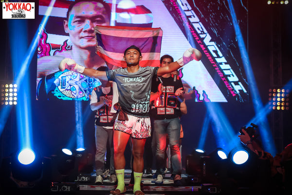 YOKKAO Legacy: Saenchai Now on YouTube