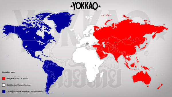 YOKKAO Launches Worldwide Retail & Wholesale Platform