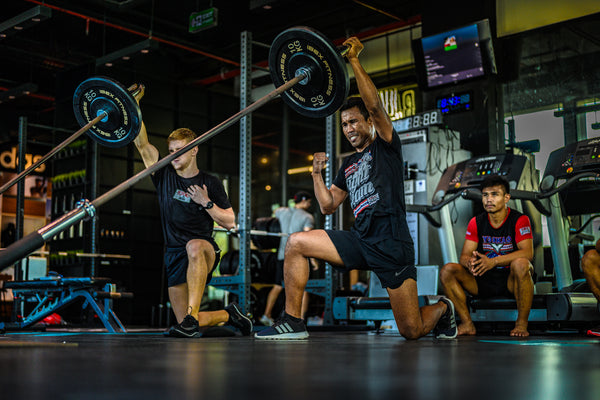 Strength Training for Muay Thai