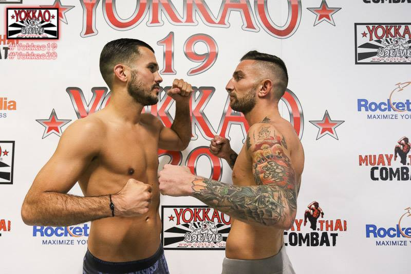 YOKKAO 19 - YOKKAO 20 Weigh-in Results and Video