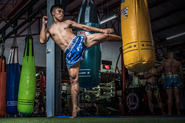 6 Ways to Get Better at Muay Thai