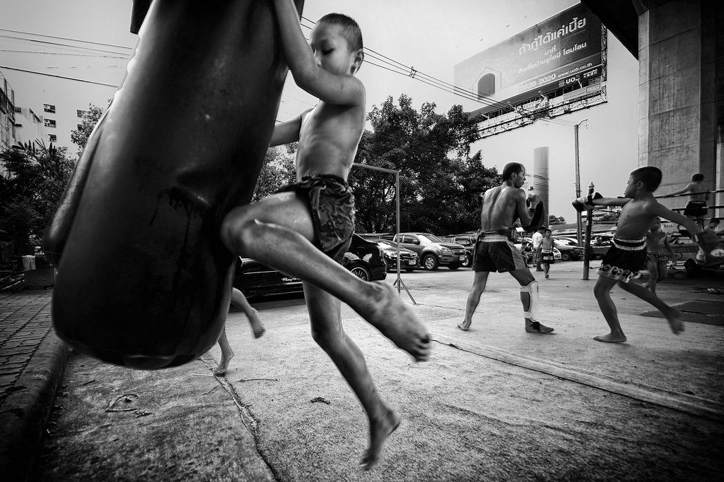 Muay Thai Rules Kids