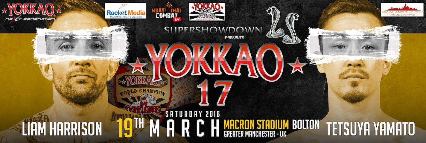 YOKKAO Next Generation Sydney May 2016