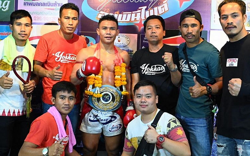 Manachai Becomes New WMO World Champion After Round-4 KO