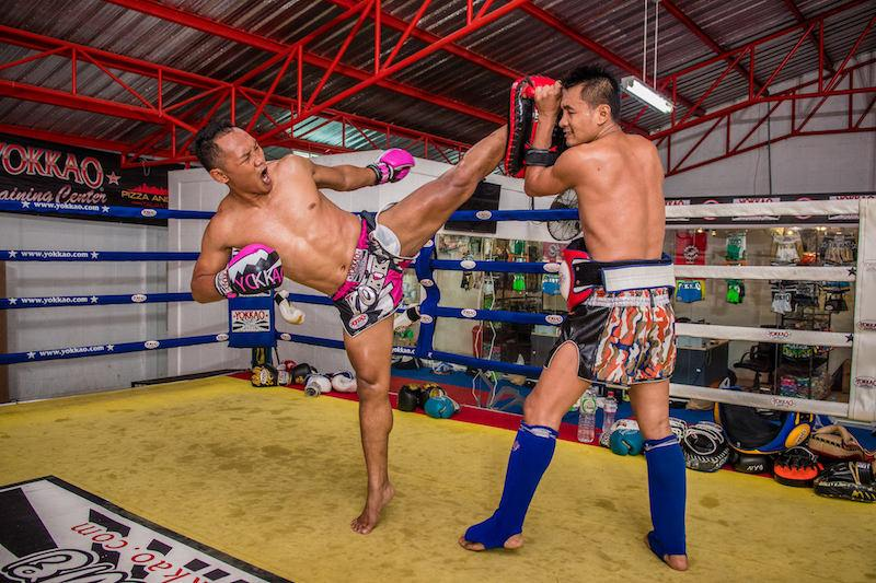 Advantages of Muay Thai for Wellbeing
