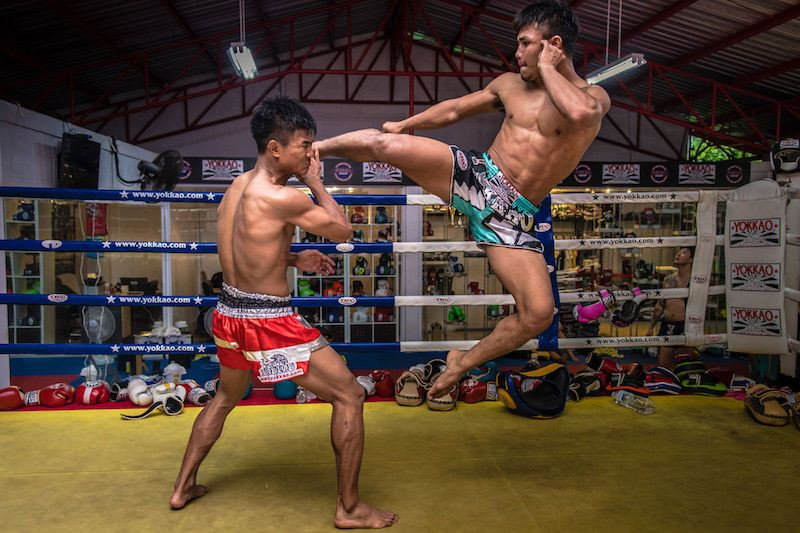Muay Thai Benefits