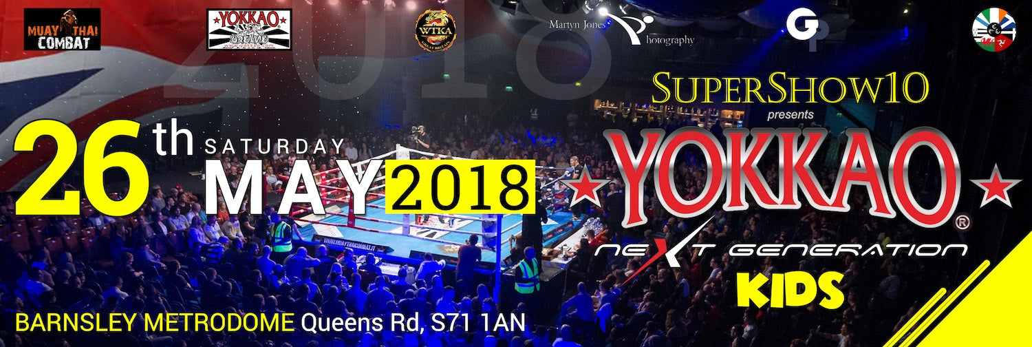 Yokkao Next Generation Kids Supershowdown 10
