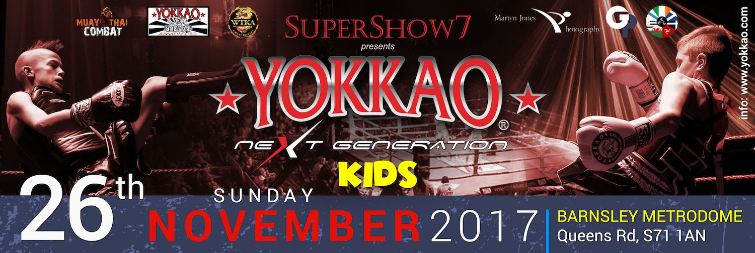 YOKKAO NEXT GENERATION KIDS SUPERSHOWDOWN 7