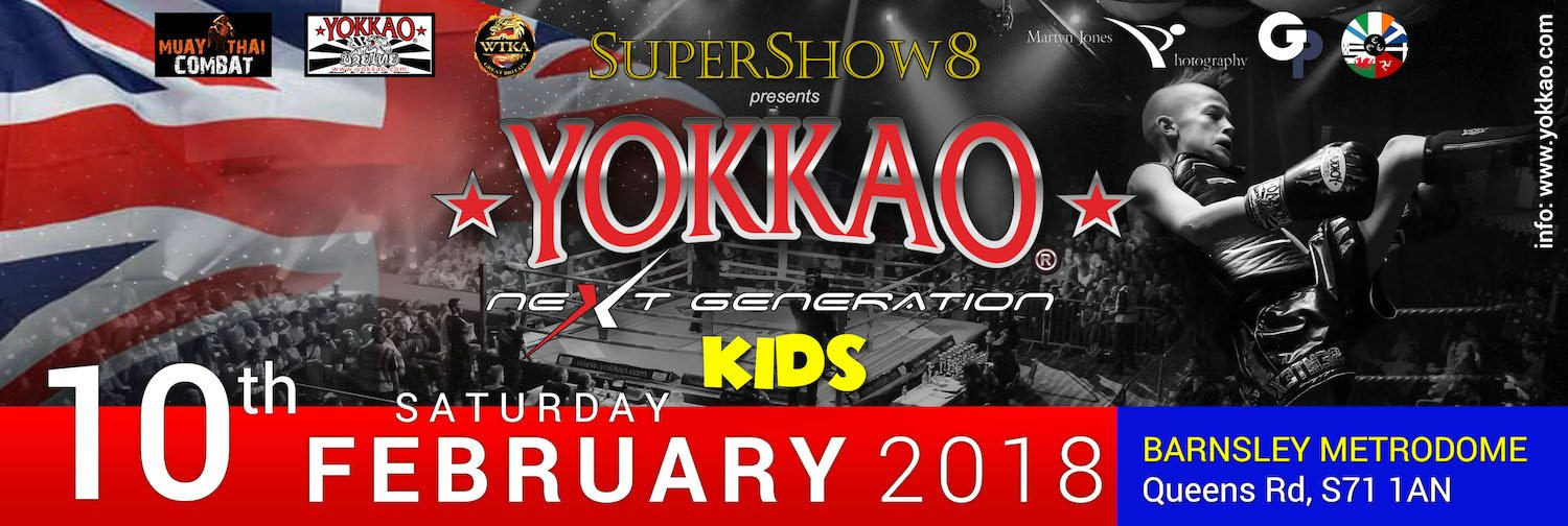 Yokkao Next Generation Kids Supershowdown 8