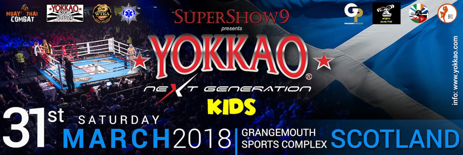 Yokkao Next Generation Kids Scotland